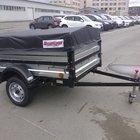 Прицеп для легкового автомобиля Крепыш 821303 1850х1210