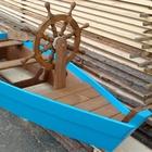 Песочница Лодка со штурвалом