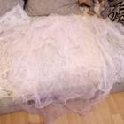 Свадебное платье с фатой продам