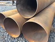 Продам трубу 820х9п/ш Труба восст. 820х9 п/ш 26000руб/тн со склада в Первоуральс