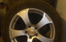 Продам зимние колеса для КИА на дисках 4 шт.