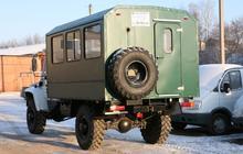 Вахтовый автобус с доставкой в Якутск