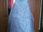 Свежее изображение  Продам красивое свадебное платье, 38617553 в Елабуге