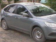 продам Форд фокус Форд фокус 2009 года, 1, 6 л, 116 л. с. , хетчбек, серый, 1 хо