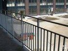 Ограждение балконное или лестничной площадки