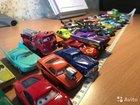 Машинки Disney-Pixar из мультфильма