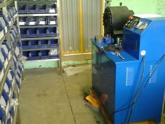 Новое фотографию  Ремонт гидравлических шлангов трубок 70496265 в Гатчине