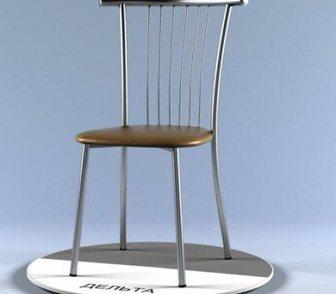 Фотография в Мебель и интерьер Мебель для прихожей Предлагаем стул на металлокаркасе Дельта, в Гатчине 0