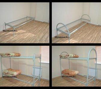 Изображение в Строительные материалы Разное Кровати металлические от производителя.  в Гаврилов-Яме 1140
