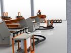 Уникальное фото Строительные материалы Технологическая линия по производству световых опор св 38368329 в Горно-Алтайске