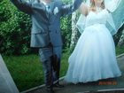 Фотография в   Продаю свадебное платье р 48 52 и муж костюм в Гуково 0