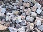 Гранитный камень необработанный