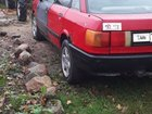 Audi 80 1.8МТ, 1988, седан