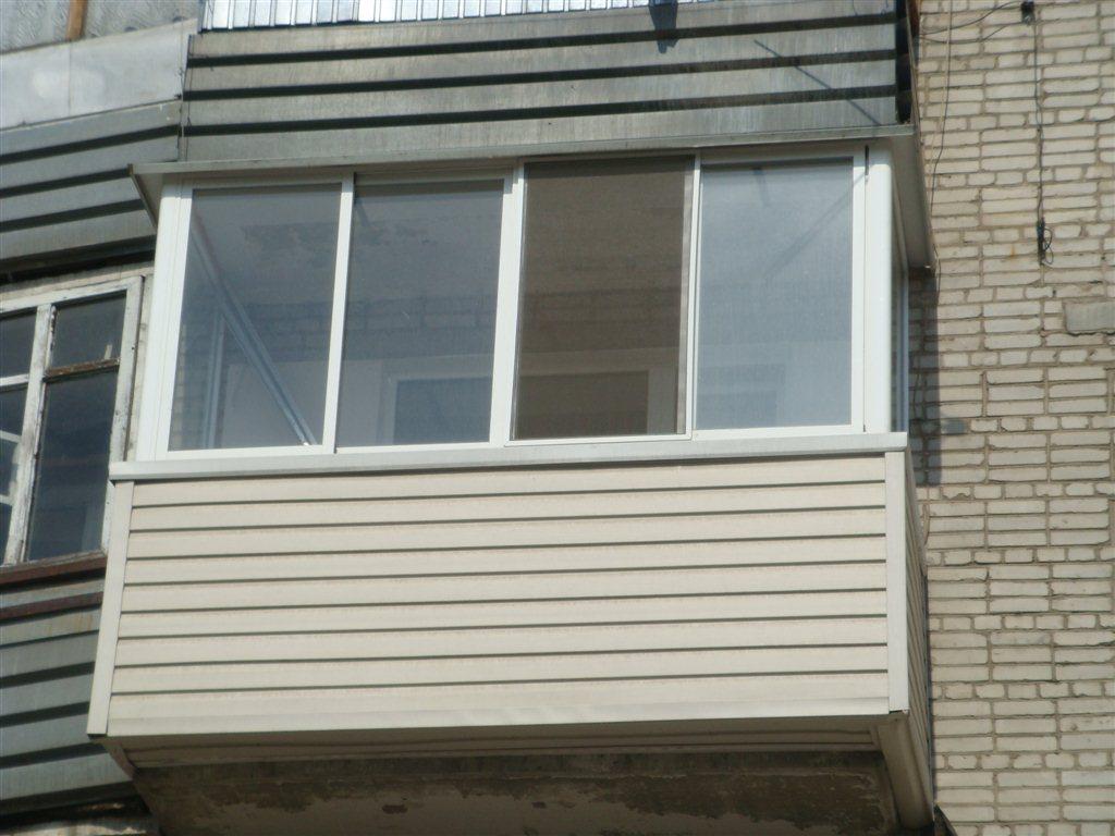 Хабаровск: остекление балконов и лоджий от производителя цен.