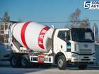 Смотреть изображение Грузовые автомобили Продам автобетоносмеситель FAW модель CA5250 37357996 в Хабаровске
