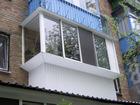 Фотография в   Остекление балконов, пластиковые окна, решётки в Хабаровске 100