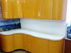 Просмотреть foto  Кухонный гарнитур из пленочных фасадов 68889270 в Хабаровске