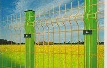 Комплексные системы ограждений типа Fensys фенсис, забор 3D