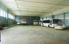 Теплое складское помещение, площадью 2000 кв.м., высота пото