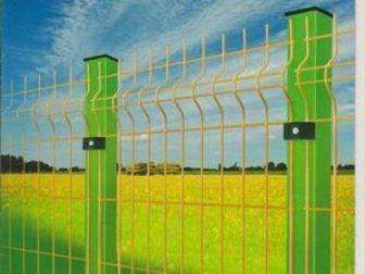 Увидеть foto Строительные материалы Комплексные системы ограждений типа FENSYS ФЕНСИС, забор 3D 33214793 в Хабаровске