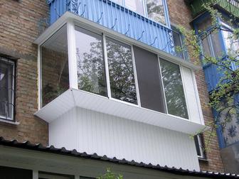 Уникальное foto  Остекление балконов, пластиковые окна, решётки на окна и рольставни, мебель на заказ, входные двери, жалюзи, натяжные потолки, фасадные работы, заборы, 37526989 в Хабаровске