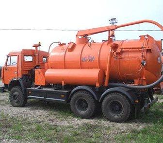Изображение в Авто Спецтехника От: 1500 за м3  Объём цистерны 4. 0 м³ в Хабаровске 1500