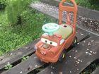 Детская машина- каталка мэтр
