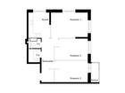 Продается 3-комн. кв-ра площадью 63.1 кв.м, 12 этаж 17-этажн