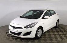 Hyundai i30 1.6AT, 2012, 84513км