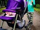 Детская коляска Combi