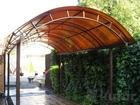 Новое фотографию Строительные материалы Каркас Навеса для автомобиля Инза 38416712 в Инзе