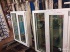 Окна готовые со склада (1300мм на 1300мм)