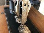 Швейная машина Подольск со столом