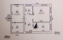 Дом 47 м? на участке 7 сот.