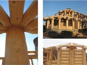 Скачать бесплатно фото Строительство домов Рубленные дома и бани из Сибирской лиственницы 39352490 в Иркутске