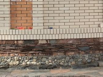 Отделка натуральным и декоративным камнем архитектурных элементов зданий, цоколей зданий, заборов, элементы интерьера и экстерьера,  Разработка проектов интерьеров в Иркутске