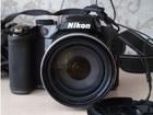 Смотреть фото  Продам фотоаппарат Nikon Coolpix P510 Black 37656468 в Ишиме