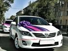 Свежее foto Аренда и прокат авто Машины на свадьбу Toyota Corolla 34351437 в Иваново