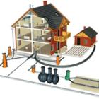 Монтаж систем отопления в частных домах и коттеджах в Иваново и Ивановской облас