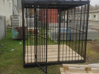 Свежее фотографию Мебель для спальни Вольеры для животных 33232983 в Иваново