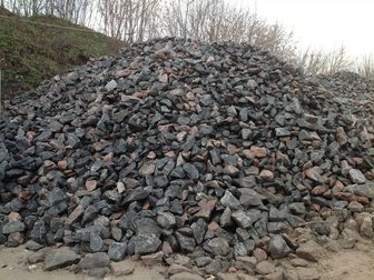 Смотреть изображение Строительные материалы Бутовый камень, бут, скол 22037230 в Одинцово
