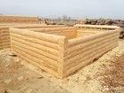 Смотреть фото Строительство домов сруб, 4 стены 37089607 в Ижевске