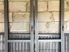 Балконный блок из алюминиевого профиля