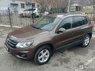 Volkswagen Tiguan 2.0 AT, 2014, 89 000 км