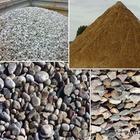 Пгс, опгс, торф, песок, щебень, чернозём и т, д.