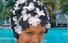 Продам женскую шапочку для плавания (Германия) б/у