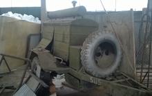 САК двигатель ГАЗ 24