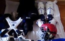 Хоккейная форма для мальчика
