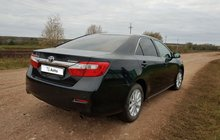 Toyota Camry 2.0AT, 2012, седан