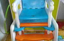 Детский стол со стулом